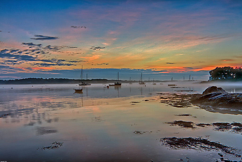 Piscataqua River Sunrise